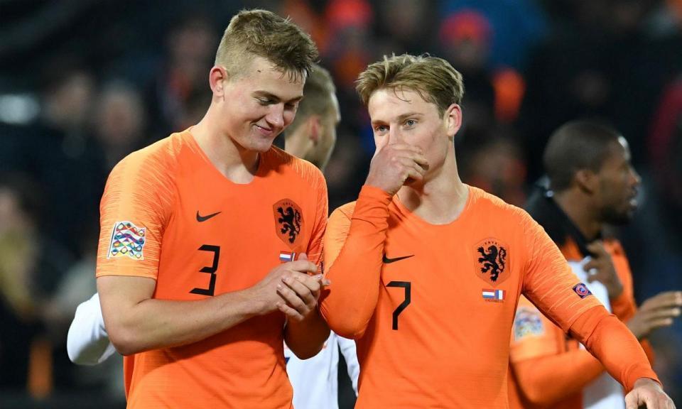 Dirigente do Ajax confirma De Ligt na Juventus