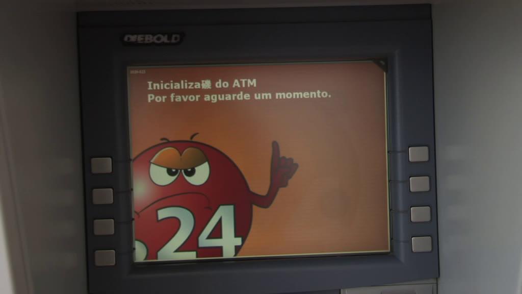 Multibanco deixou de funcionar em Moçambique