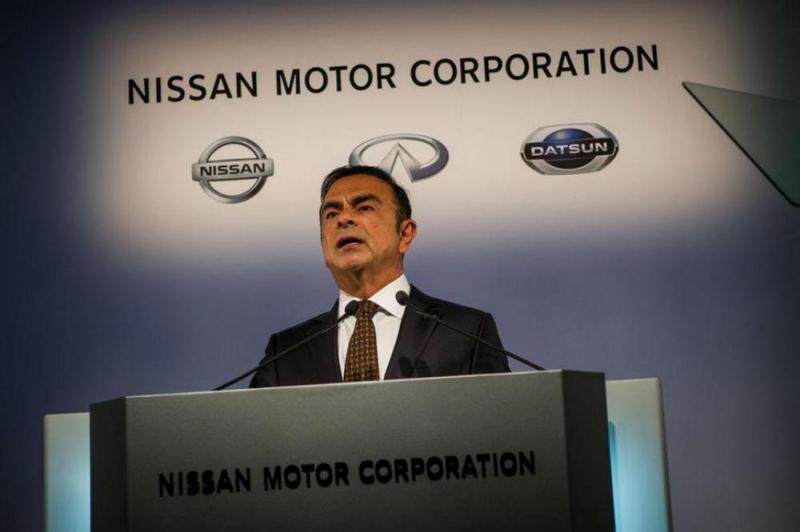 Carlos Ghosn (Nissan)