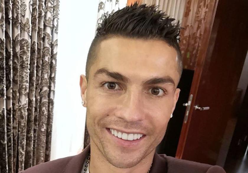 Cristiano Ronaldo na Selfie