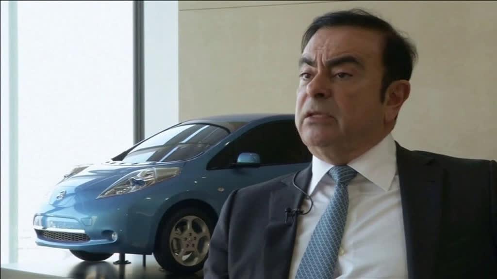 Presidente do grupo Renault detido no Japão