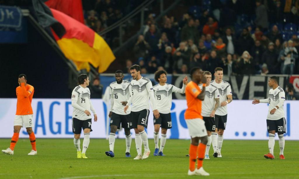 Alemanha-Holanda (Reuters)