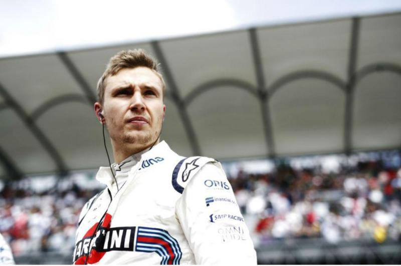 Sergey Sirotkin (Williams F1)