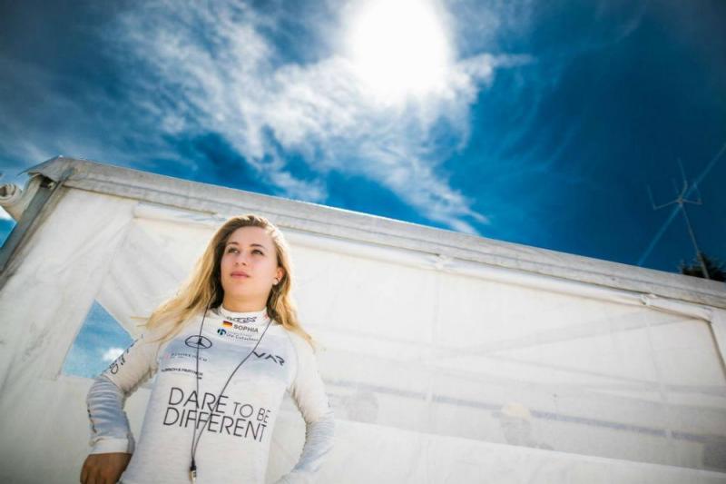 Sophia Floersch (Van Amersfoort Racing)