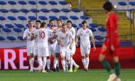 Sub-21: Portugal-Polónia