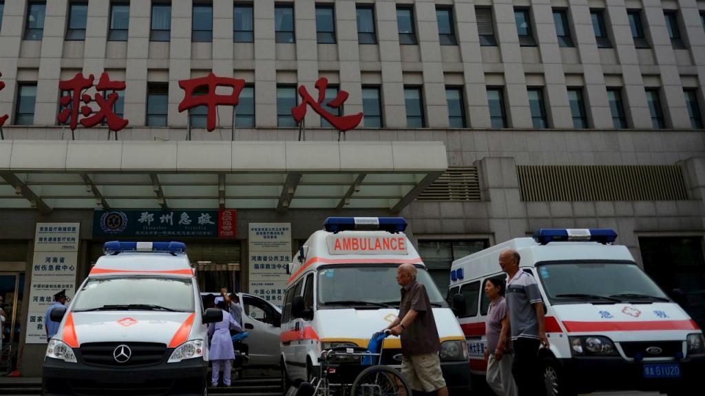 China - Ambulância