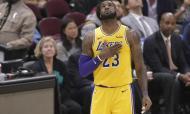 LeBron regressa a Cleveland - Reuters