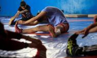 Equipa de wrestling feminina do Iraque