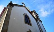 Pormenor da igreja do Largo Capitão Almeida Martins (Ricardo Jorge Castro)