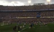 Treino do Boca Juniors (twitter)