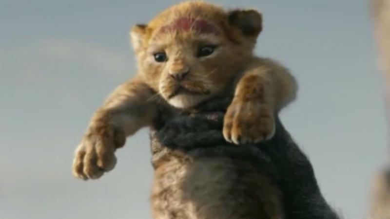 O Rei Leão - remake