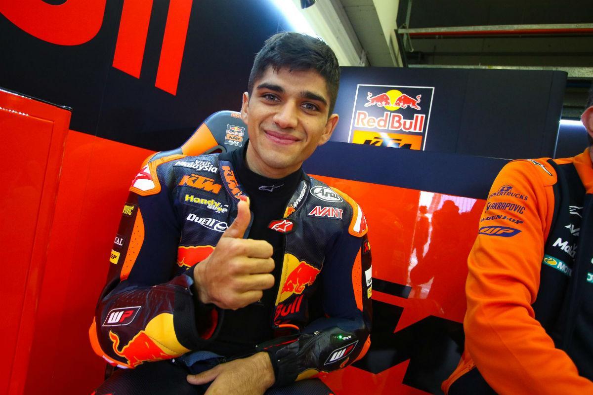 Jorge Martín (imagem MotoGP)