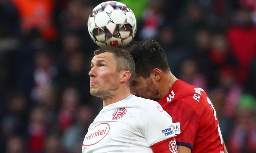 Bayern Munique-Dusseldorf