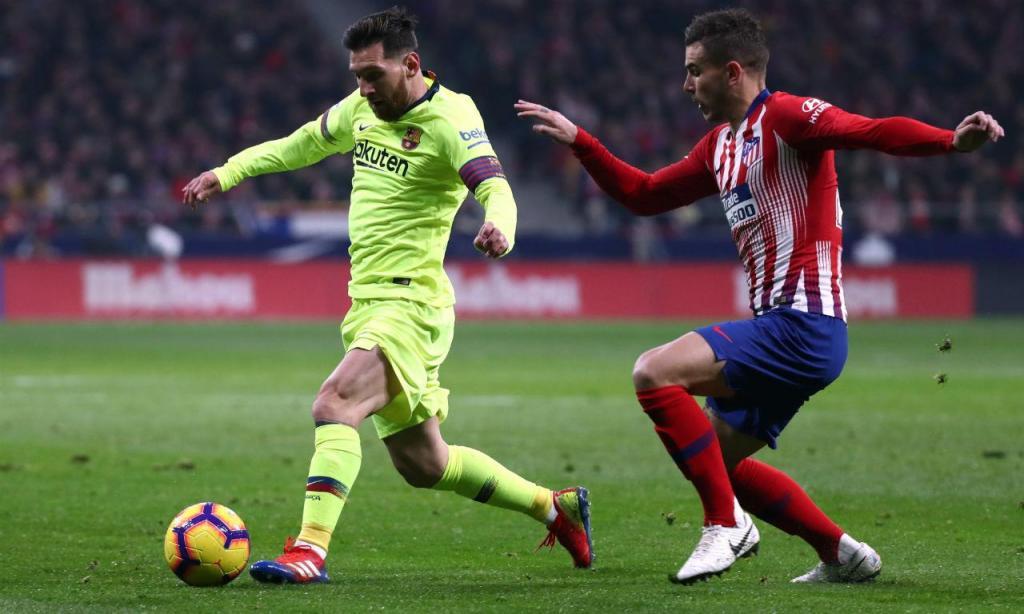 At. Madrid-Barcelona (Reuters)