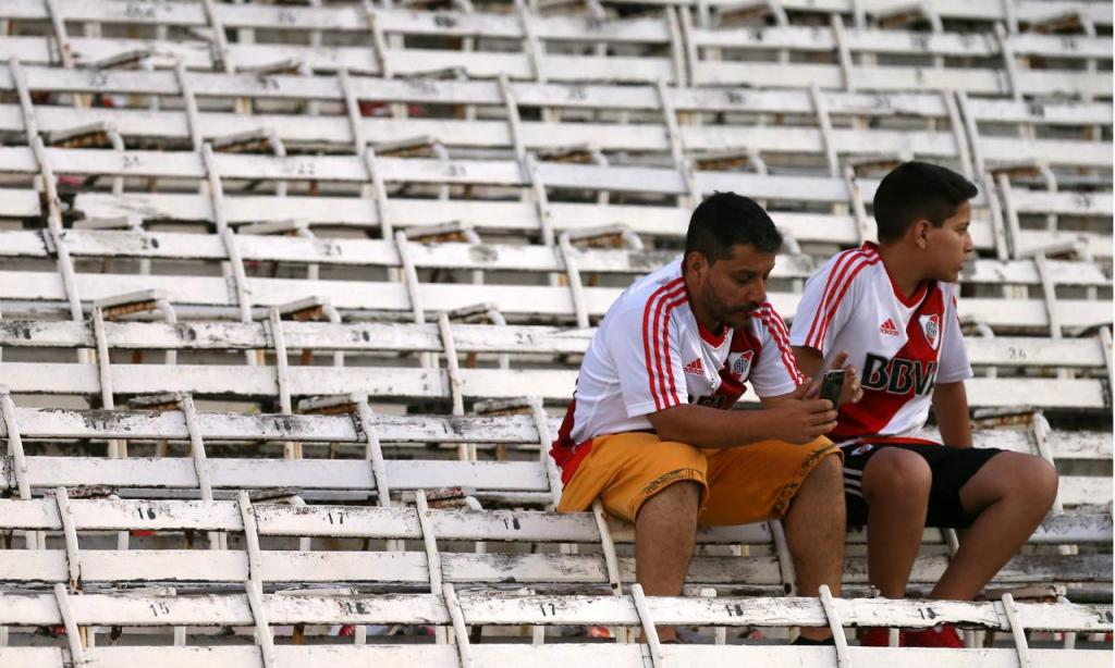 Final da Libertadores adiada (Agustin Marcarian/Reuters)