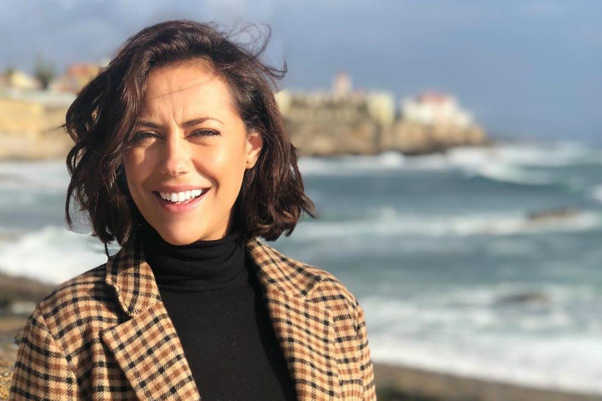 Sofia Ribeiro na Selfie