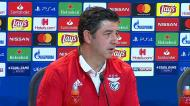 «Tivemos oportunidades que a nível europeu dão sempre um ou dois golos»