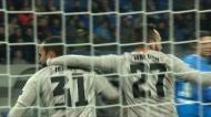 Bom golo de ex-Braga dá vantagem a Paulo Fonseca
