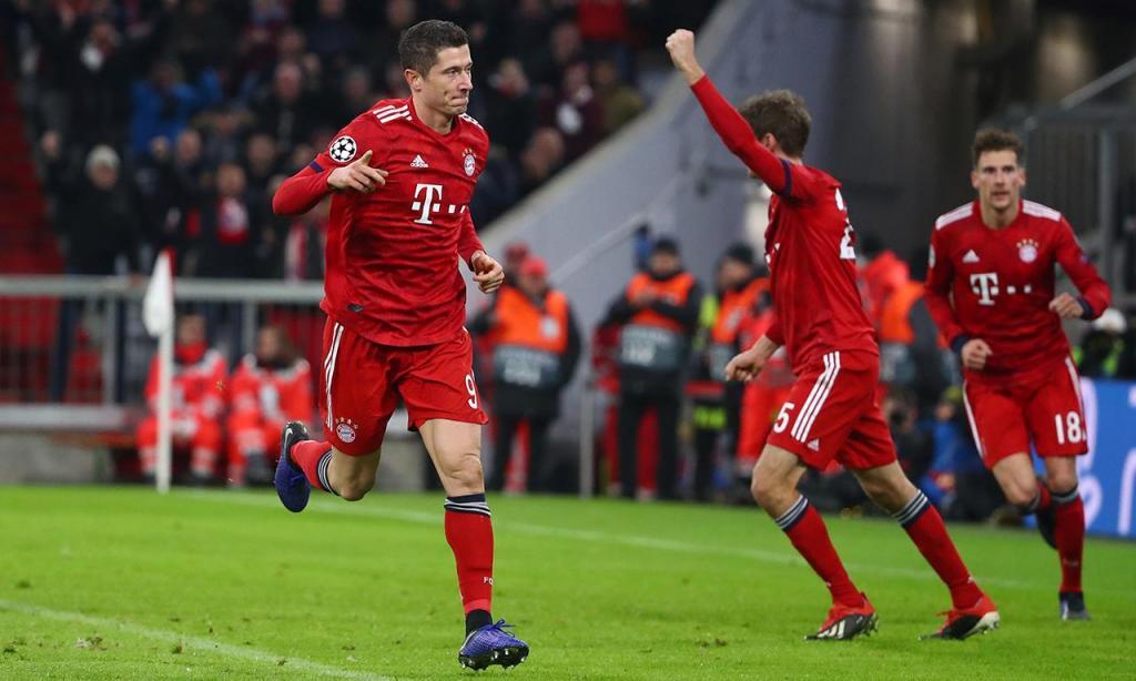 Bayern Munique-Benfica