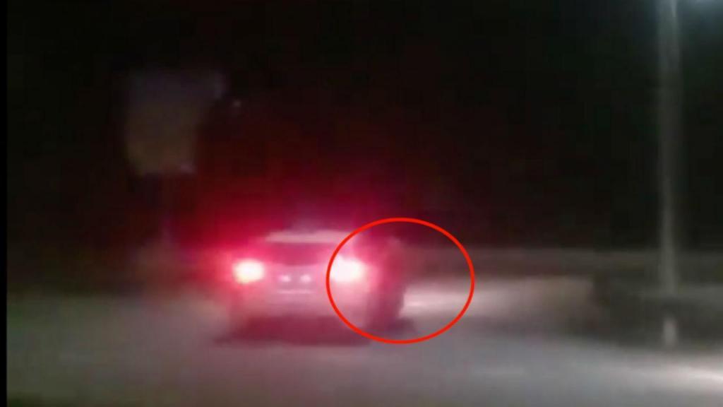 Homem em Barcelos agarra-se a carro de instrução e acaba arrastado