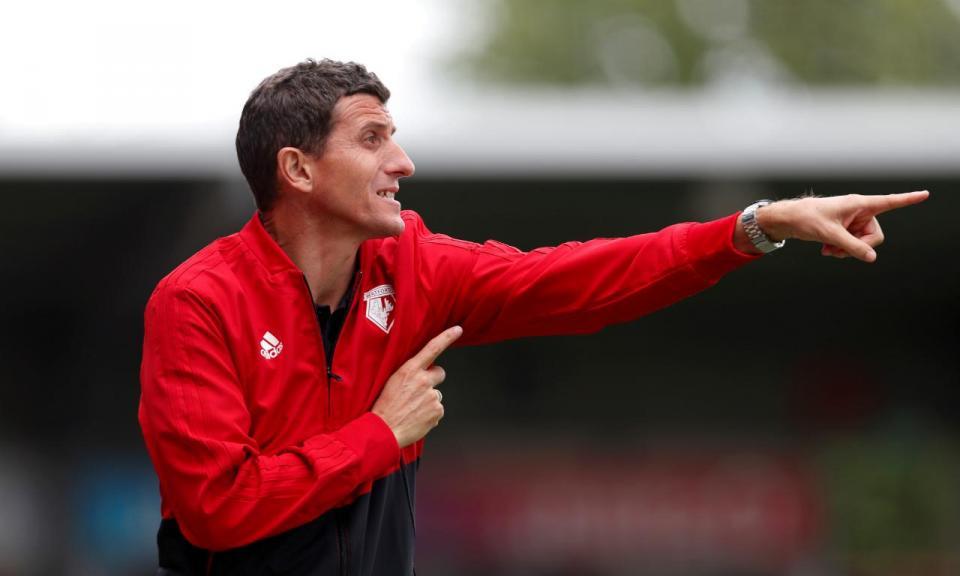 OFICIAL: Watford despede Javi Gracia