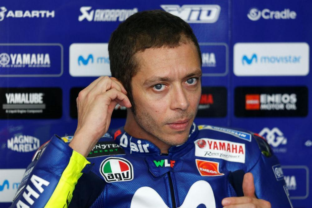 Valentino Rossi (Reuters)