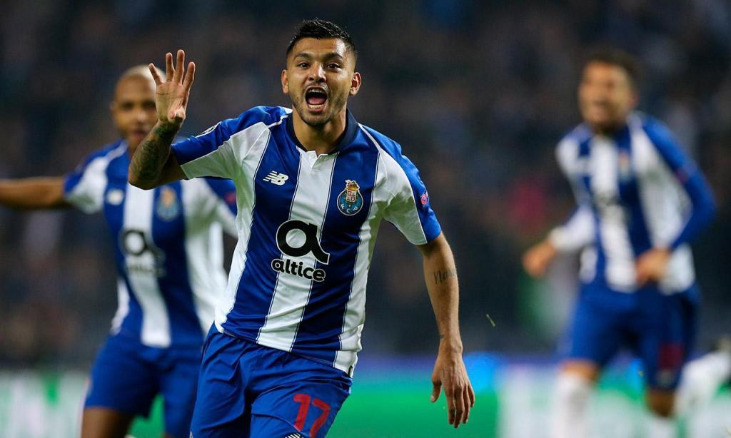 FC Porto-Schalke