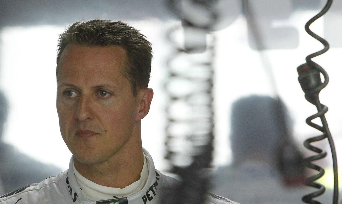 Michael Schumacher (Reuters)
