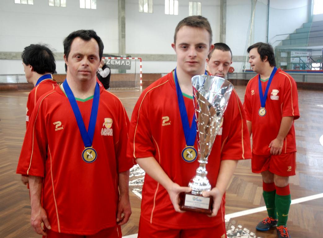 Viagem ao centro de um grupo de campeões (no futsal e na vida ... 26dc18f4103d6