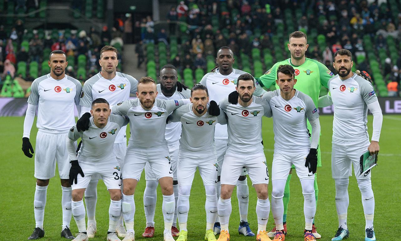 Krasnodar-Akhisar Belediyespor