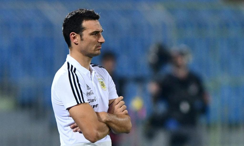 Lionel Scaloni (Reuters)