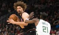 Milwaukee Bucks-Chicago Bulls
