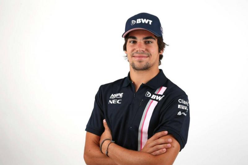 Lance Stroll (Force India)