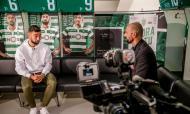 Pedro Barbosa entrevista Bruno Fernandes