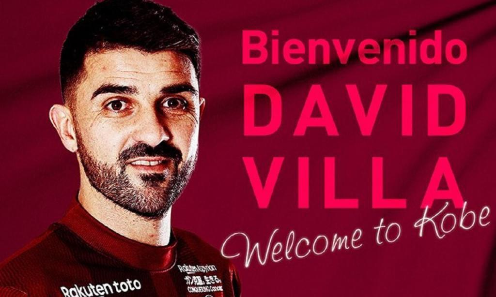 David Villa (Vissel Kobe)