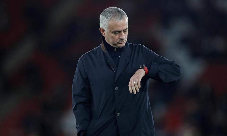 Mourinho preferia treinar para subir no CP do que pela permanência na Liga