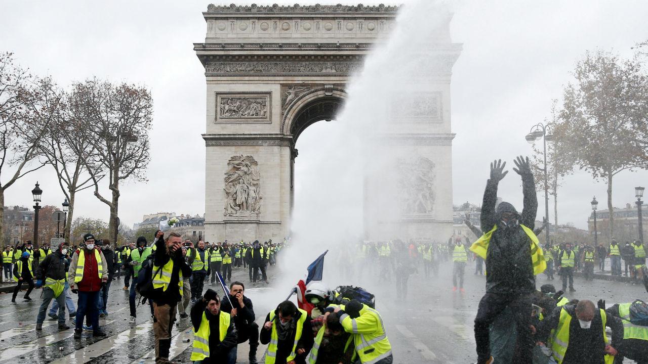 Protesto dos