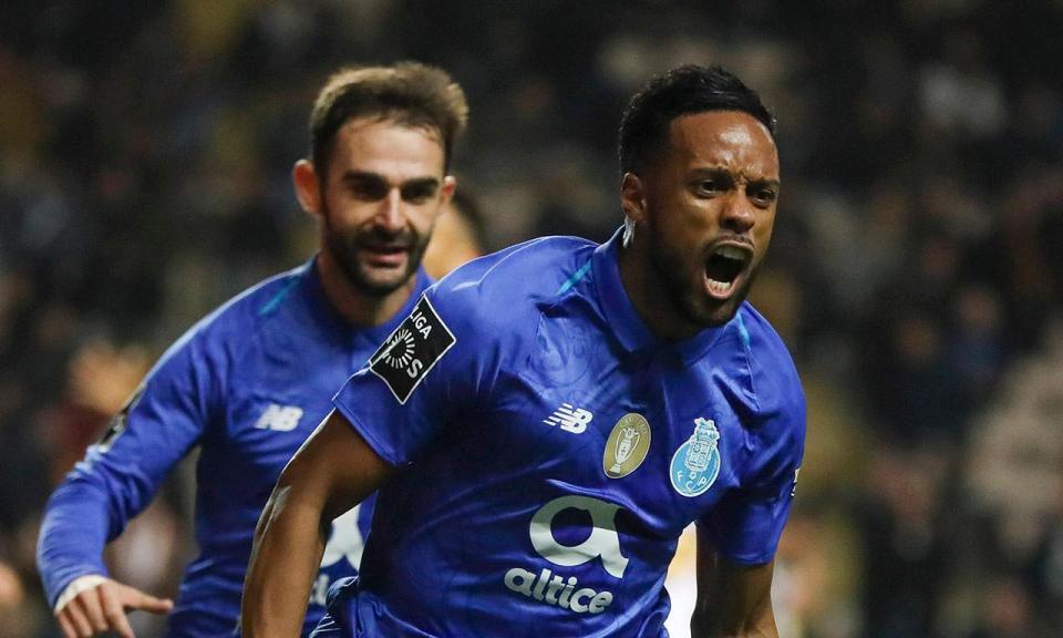 Entrevista Hernâni: «Não fico totalmente triste por sair do FC Porto»