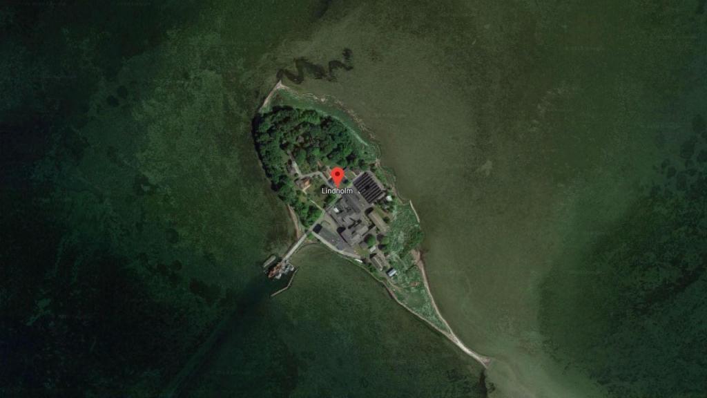 Ilha de Lindholm, Dinamarca