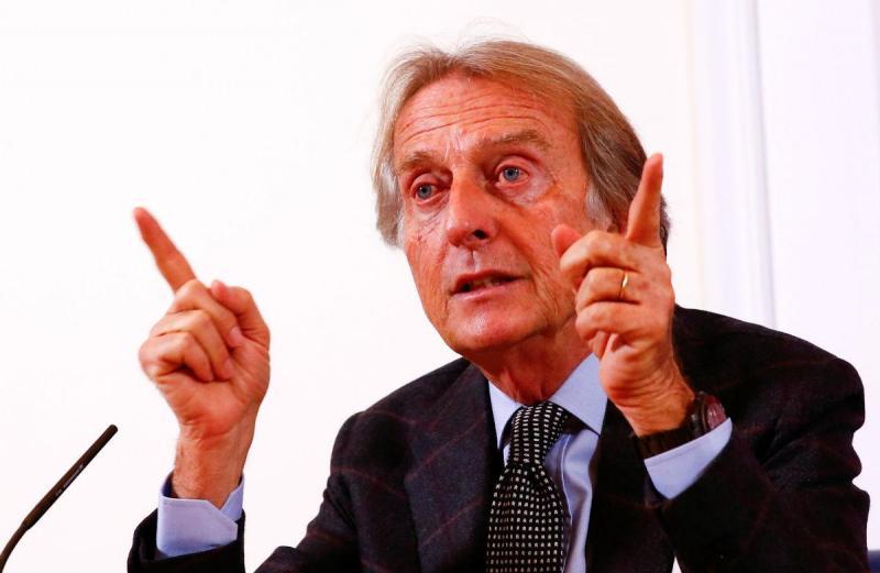 Luca di Montezemolo (Reuters)