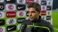 Liga Revelação: declarações de Benfica e Sporting
