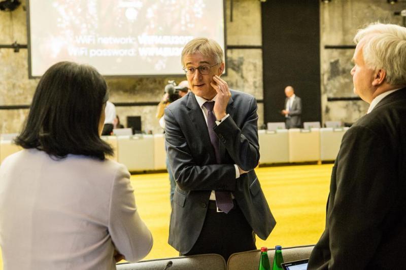 Félix Braz - vice-primeiro-ministro do Luxemburgo