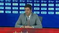 «Queremos que Krovinovic vá ganhando ritmo competitivo aos poucos»