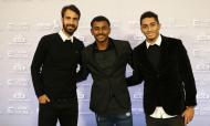 Jogadores do Sporting jantaram com patrocinadores