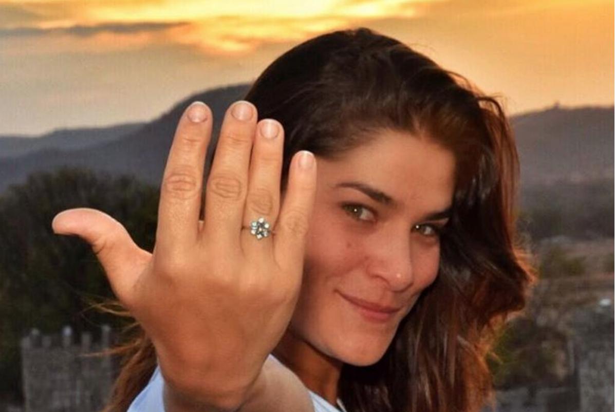 Priscila Fantin está noiva de Bruno Lopes