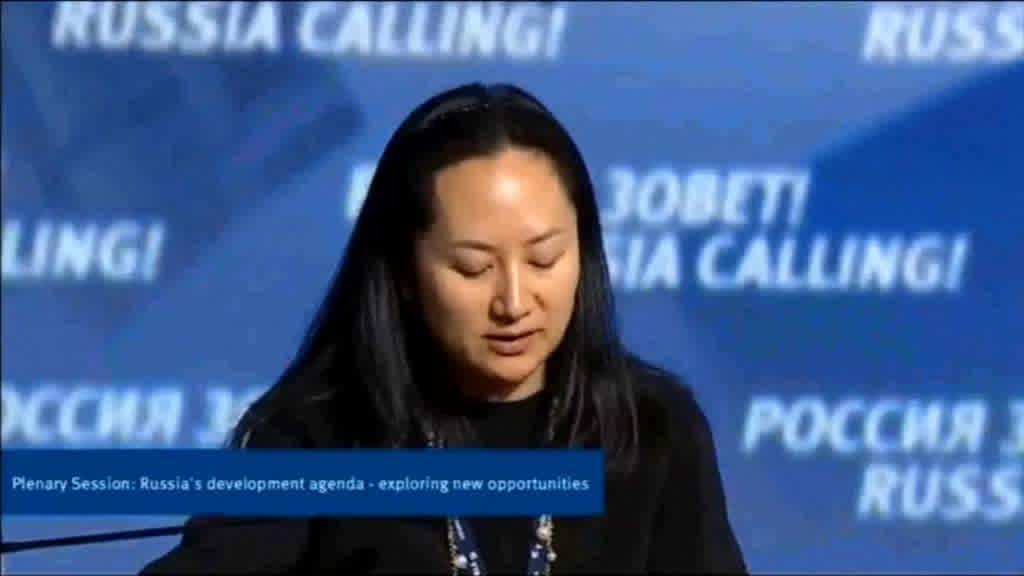 Prisão de herdeira dos telemóveis Huawei agudiza relações China-Estados Unidos