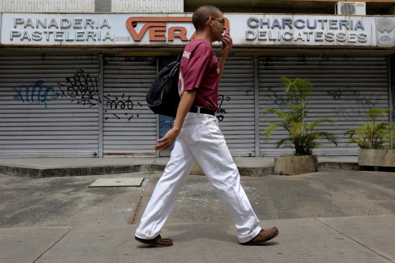 Venezuela - padaria (arquivo)