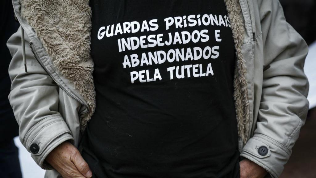 Guardas Prisionais