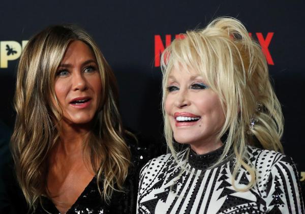 Dolly Parton reveals her husband's sexual fantasy with