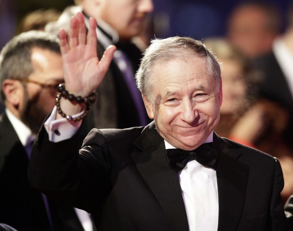 Jean Todt (Reuters)